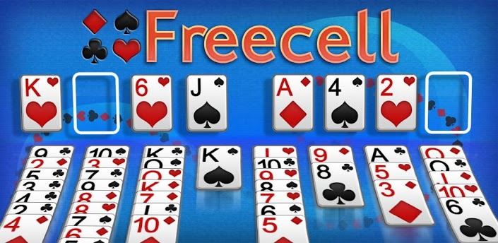 Tablero de Carta Blanca FreeCell