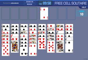 juegos de cartas solitario