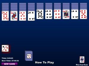 juego solitario