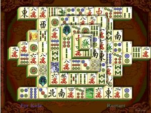 mahjong titans - free games